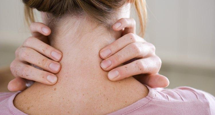 Sintomas variados são causados pela neuropatia cervical