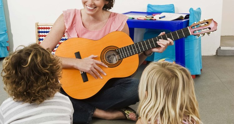 Canciones para niños que enseñan conceptos importantes.