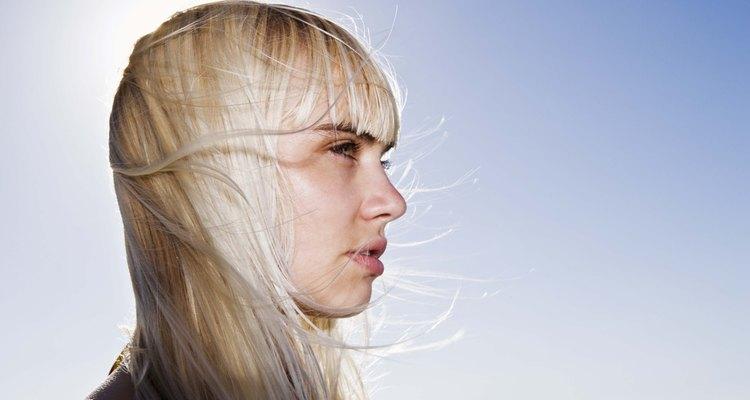 Varios trucos aclaran el cabello más rápido.