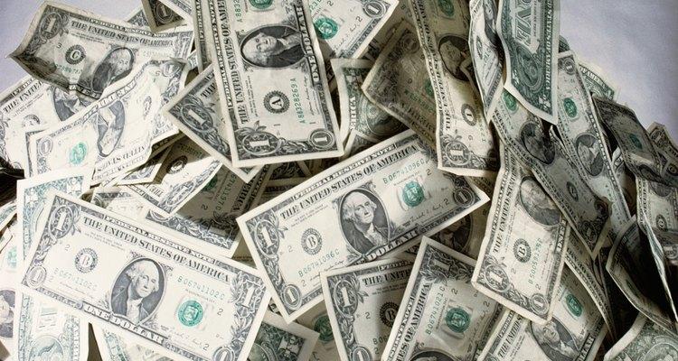 As economias são medidas tendo como base o valor total de seus bens e serviços