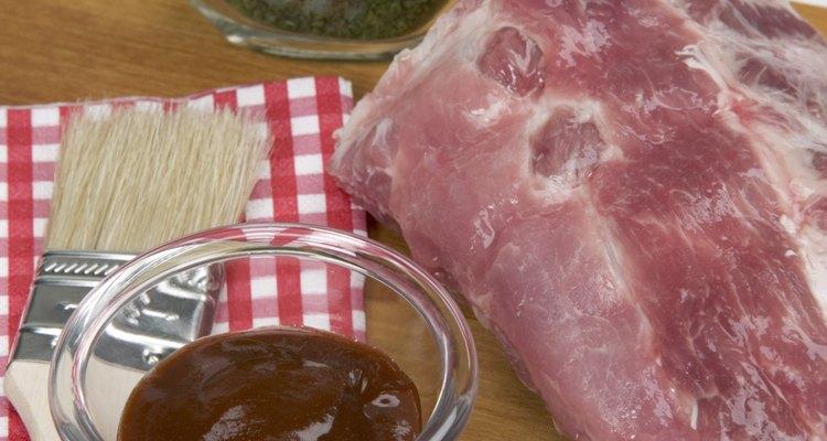 Cómo preparar salchichas con salsa barbacoa casera.