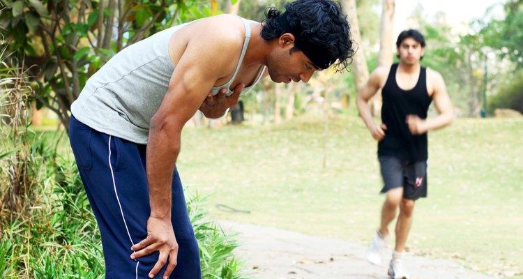 Por que temos a sensação de queimação ao respirar enquanto nos exercitamos?