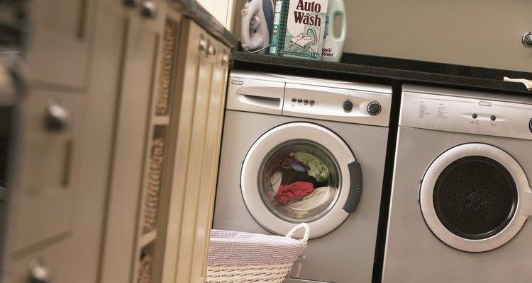 Máquinas de lavar são difíceis de mover