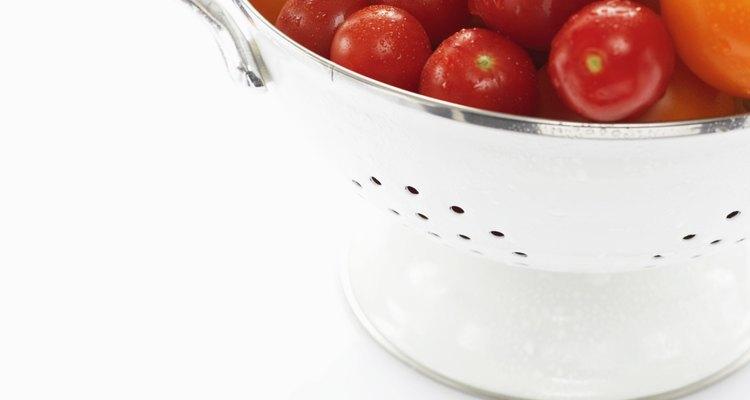 La estación de crecimiento nunca dura lo suficiente para que maduren todos los tomates en la vid.