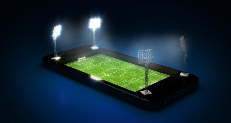 Assista jogos de futebol no seu iPhone