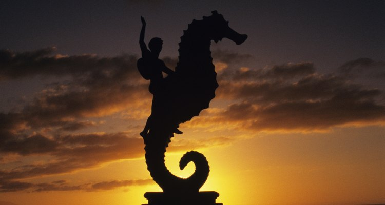 Puerto Vallarta  es hogar de hermosas puestas de sol e interesantes artesanías locales.