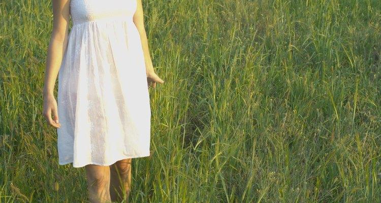 Un vestido básico puede convertirse en un elemento básico del armario.