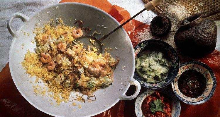 Millones de personas prefieren el arroz basmati a otras variedades de arroz.