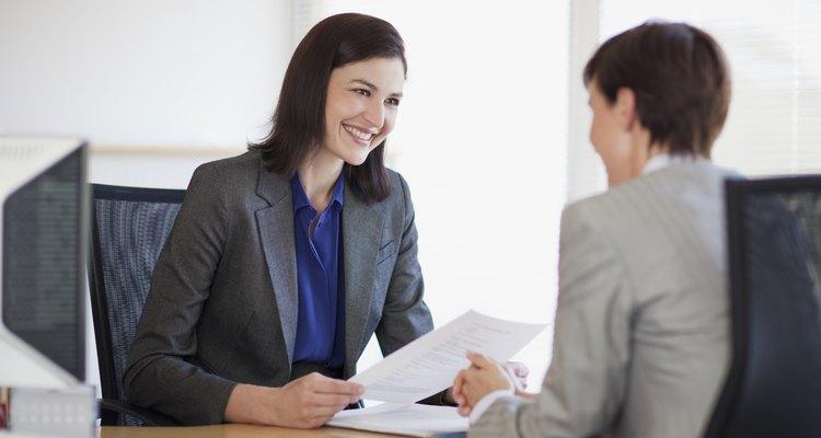 Muchas solicitudes de empleo requieren que listes tu salario deseado.