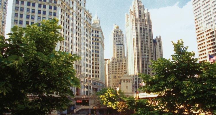 La torre Trump también se encuentra en la ciudad de Chicago.