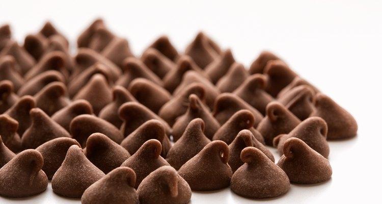 Chocolates Hershey.
