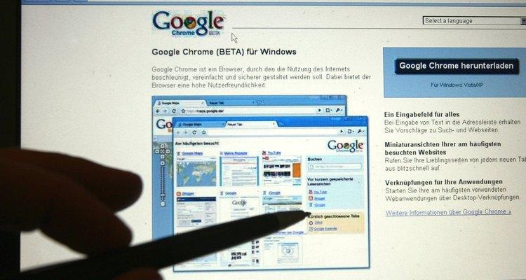 A Google lançou o Chrome em 2008