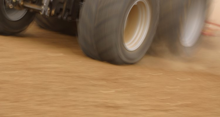 With wheels 6 feet tall, a monster truck makes a big statement.