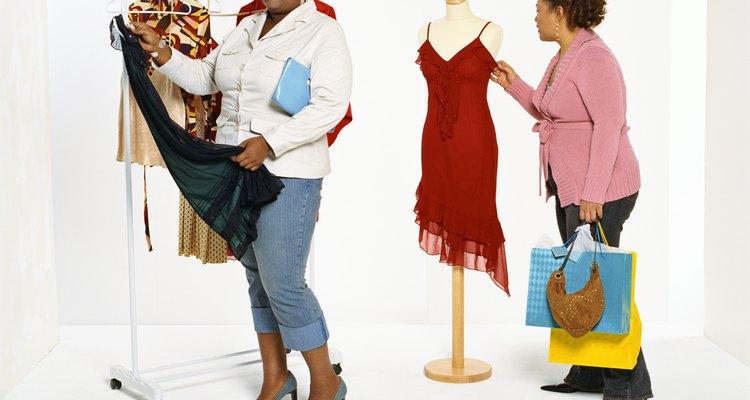 La categoría de Women's (para mujeres) se destina a mujeres con cuerpos más curveados.