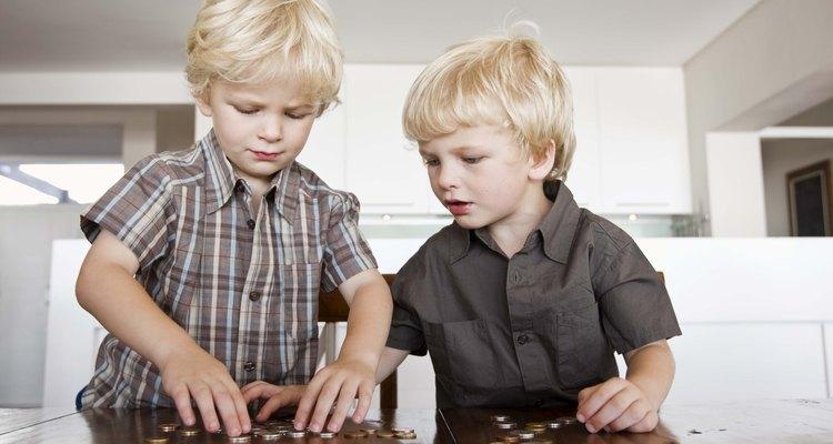 Habilidades de contar são importantes no desenvolvimento das crianças
