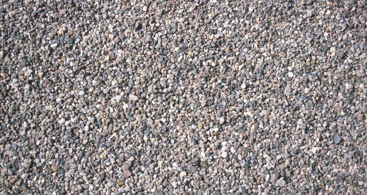Elimine as plantas em sua calçada de pedra