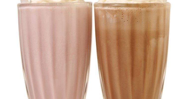 Como um dietético liquido, a mistura de malte do Ovomaltine não tem gordura nem colesterol