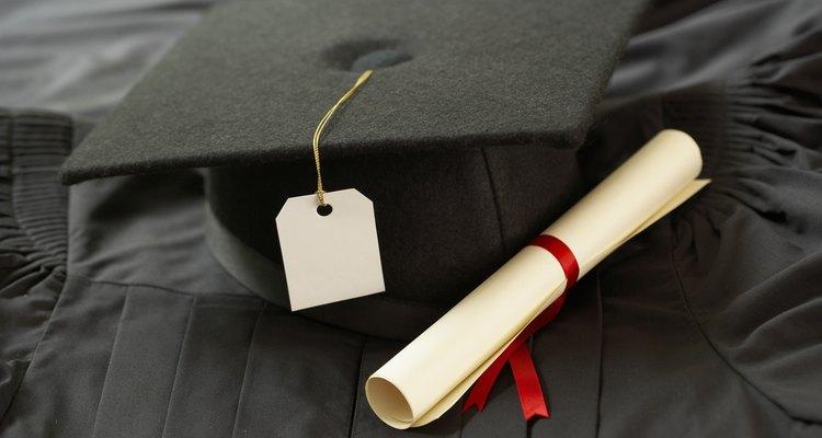 Presentes para pessoas que se graduaram em doutorado