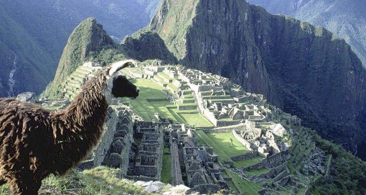 Machu Picchu nunca fue descubierta por los conquistadores españoles.