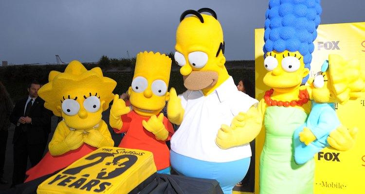 A versão dos Simpsons do Jogo da Vida tem regras bem parecidas com a versão original