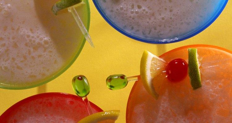 O rum Malibu combina com vários coquetéis gelados