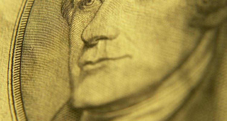 Alexander Hamilton fue el miembro fundador del Partido Federalista.