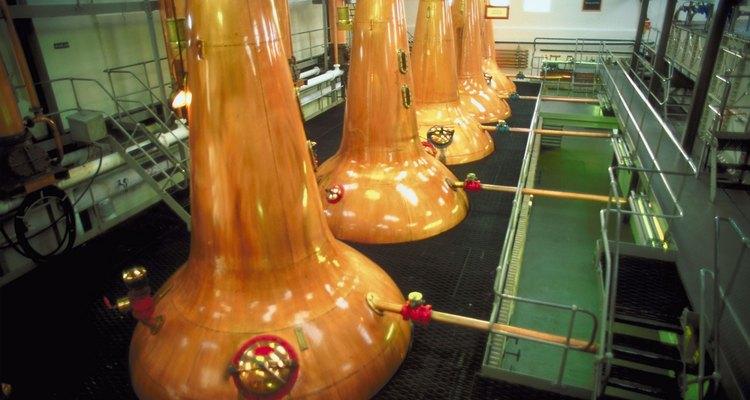 Desde 1898 abastecen de  whisky a la casa real.