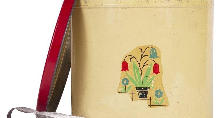 Se não for dissolvido corretamente, o amido de milho pode formar caroços