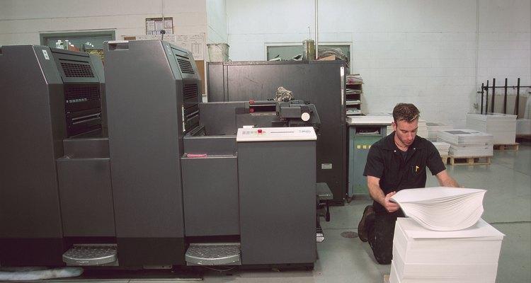 Las impresoras láser usan lo que se conoce como