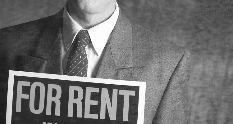 Os proprietários às vezes concedem aos inquilinos uma redução do aluguel