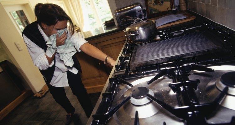 Revisa que la cocina no tenga una pérdida de gas.