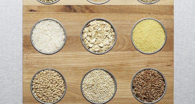 A farinha de trigo sarraceno tem sido uma favorita por muito tempo, mas outros grãos podem substituí-la