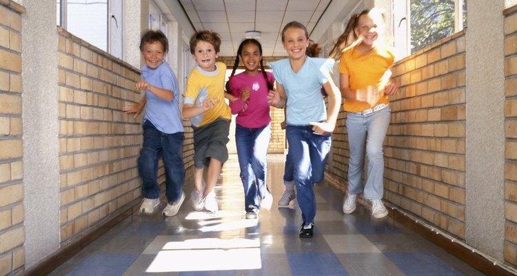 Los niños con una energía inagotable necesitan aprender a mantener la calma y la tranquilidad.