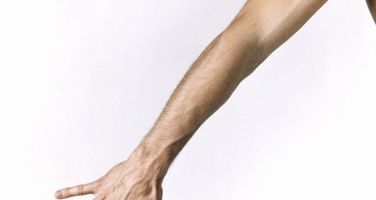 Os pelos dos braços podem ser um verdadeiro incômodo