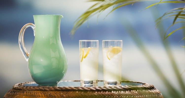 No verão, entregue-se ao sabor de uma limonada fresca feita na hora
