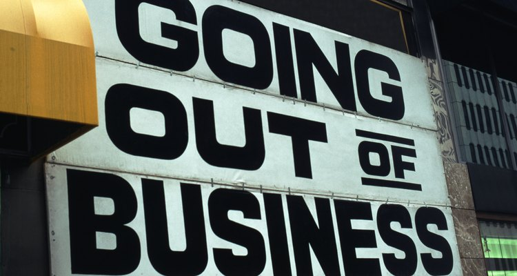 Business closures are bad news for all concerned.