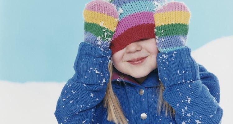 Entretener a tus hijos durante el invierno es crucial para mantener a todos felices.