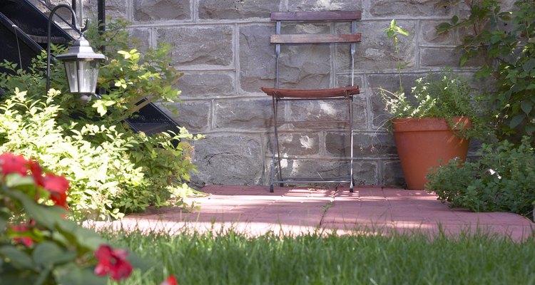 No seu jardim, quase todo o lixo é biodegradável