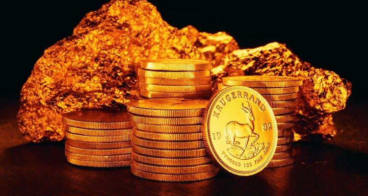 Ouro é um dos investimentos tangíveis mais populares