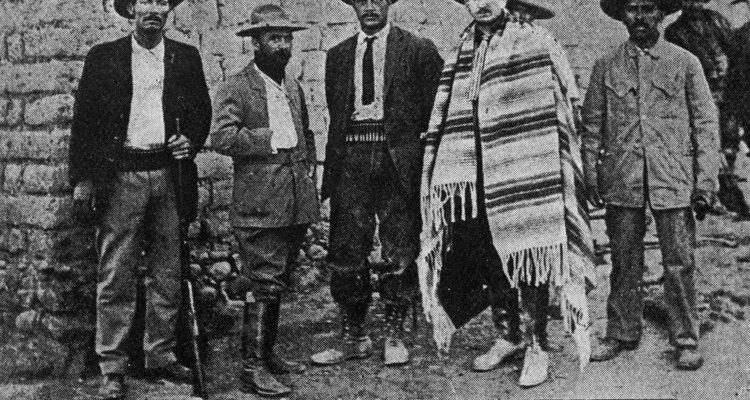Francisco Madero incidió en la revolución mexicana de 1910.