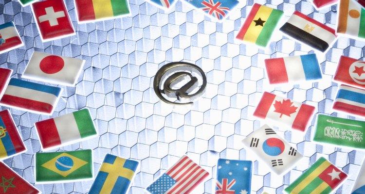 Aunque la bandera de cada país es única, varias usan el mismo color.