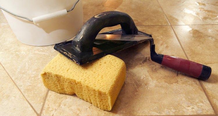 O mármore requer técnicas especiais de limpeza