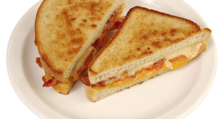 Las sandwicheras son de uso común.