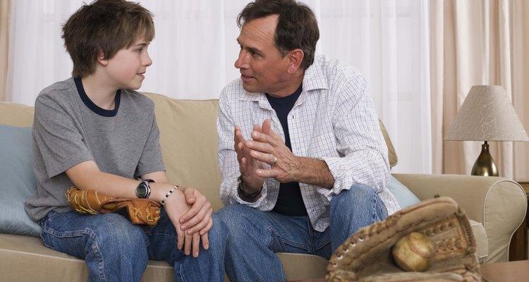 Los niños con autismo no siempre perciben lo fuerte que están hablando.