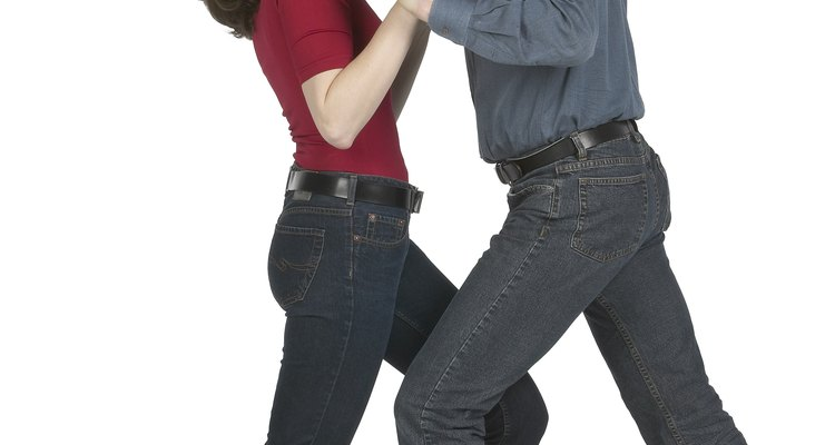 The cha-cha is a Latin partner dance.