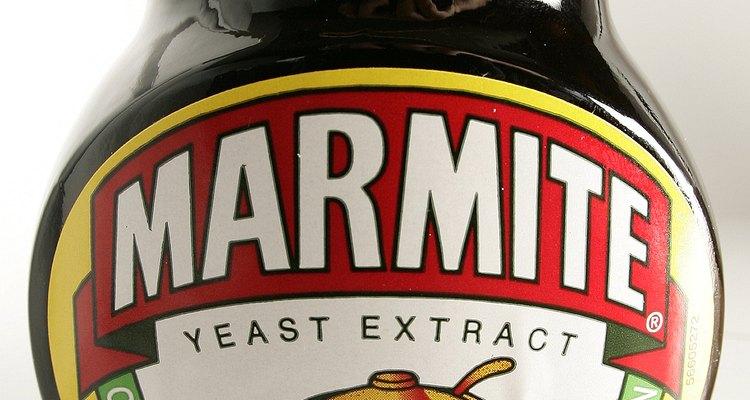 Marmite es un producto muy popular entre los vegetarianos y veganos.