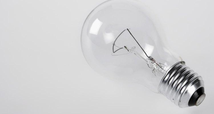 Lâmpadas são apenas um dos produtos que são medidos em watts