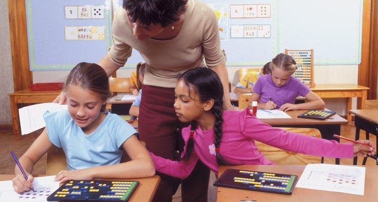 Los maestros deben usar sus objetivos de venderse y explicar qué tipo de clases les gustaría dictar.