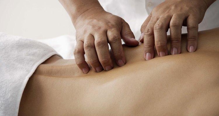 Tratamiento del dolor de espalda.