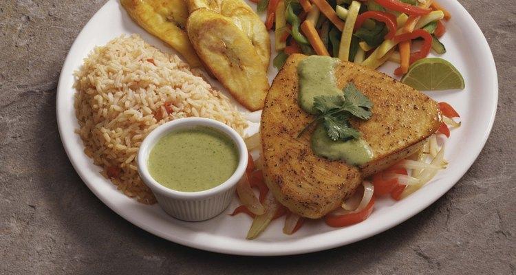 El plato vegano es muy popular en América Latina.